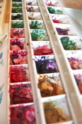 my paint box