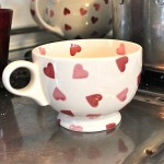Emma heart breakfast cup