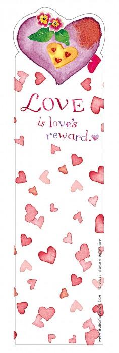 LovesRewardBookmark