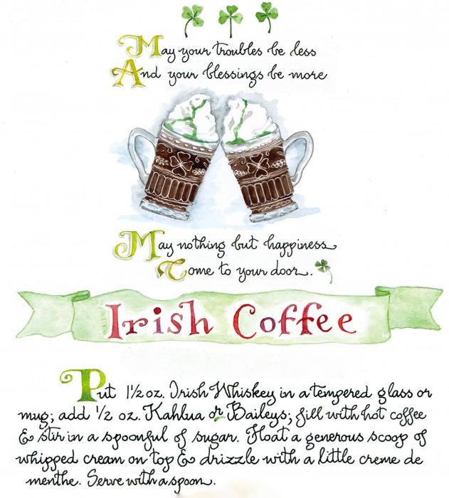 St.Patricks Day recipe