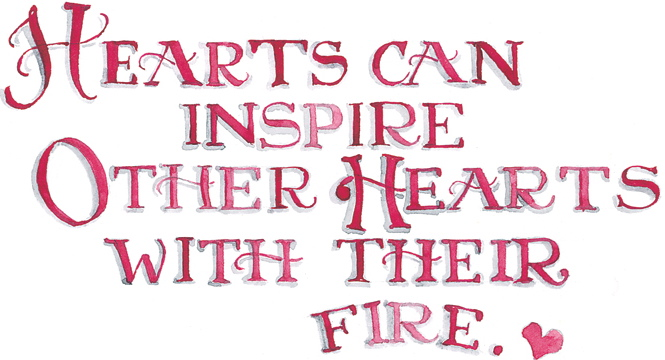 Hearts can Inspire