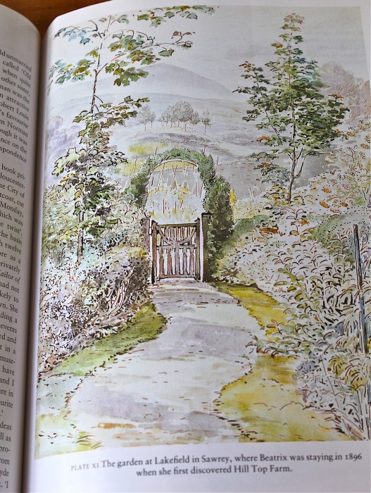 One of Beatrix's lovely paintings