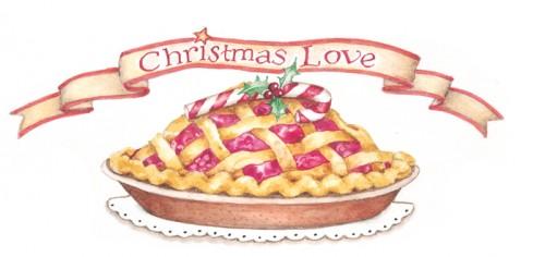 christmas pie