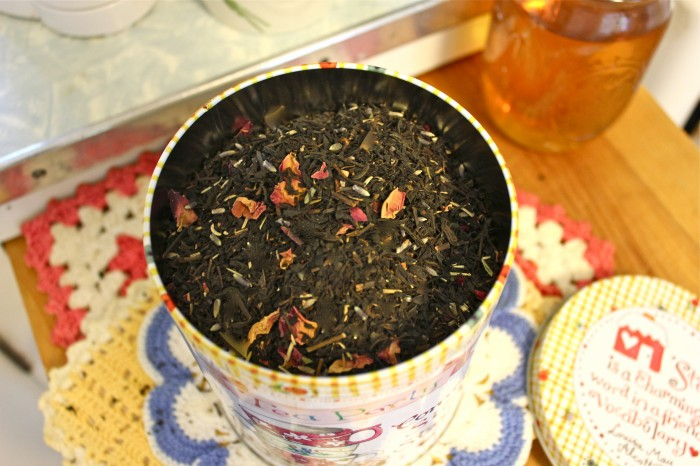 my own tea blend