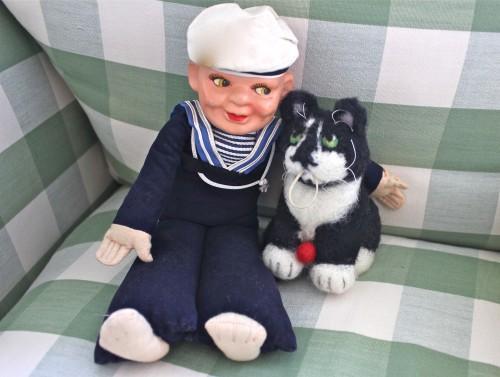 Petey and Mini Jack