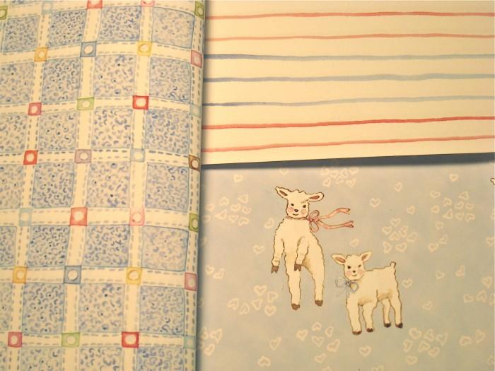 Baby Love Fabric line
