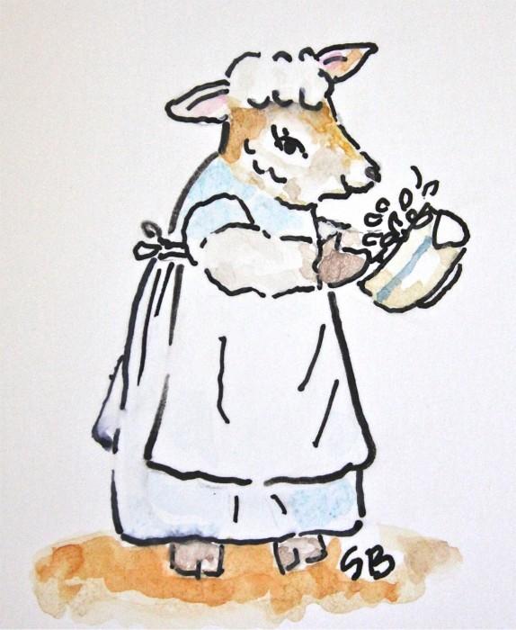 Lambie Pie #2