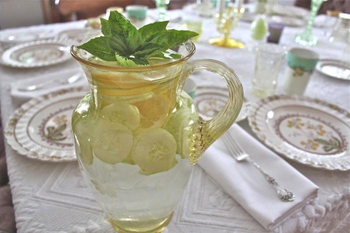 for summer drinks