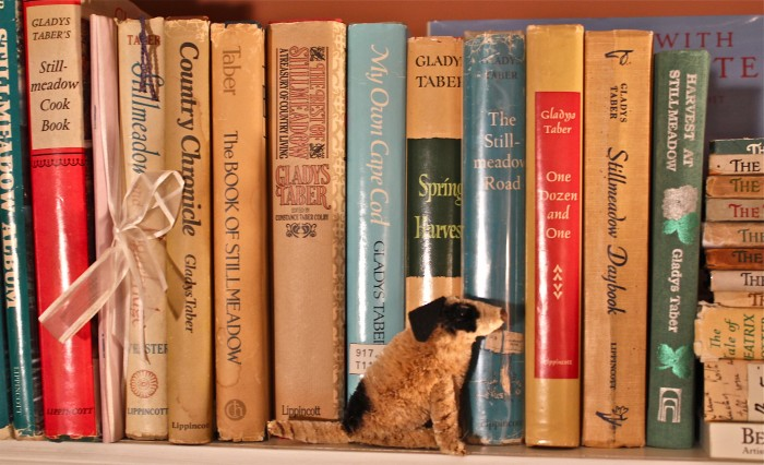 Some of Glady's books