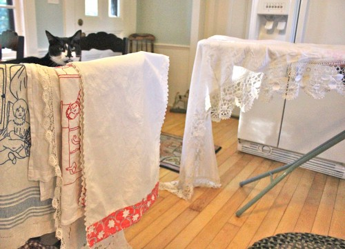 ironing anyone