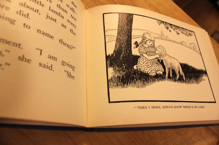 lamb book