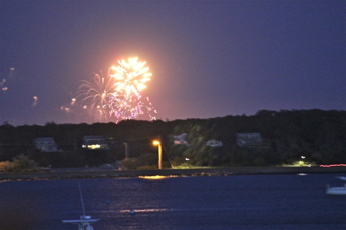 Edgartown Fireworks