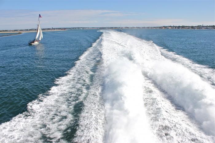 leaving Nantucket
