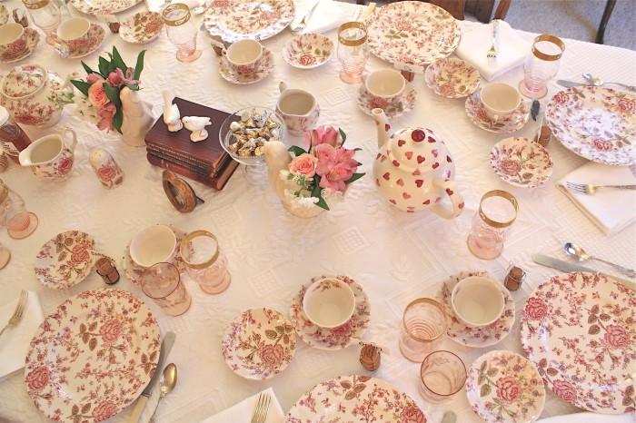 breakfast valentine's party
