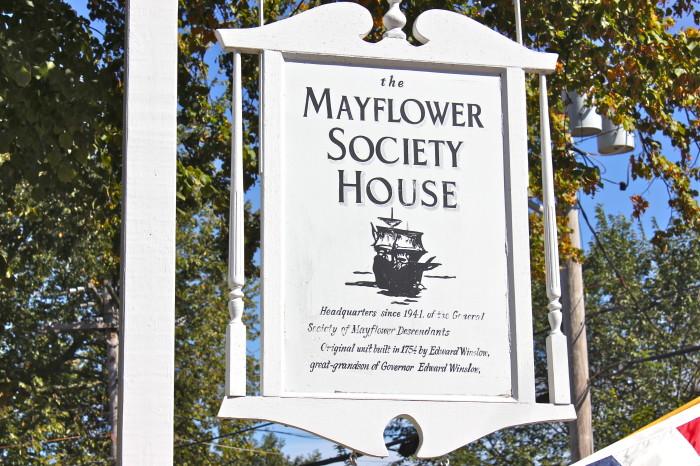Mayflower Society House