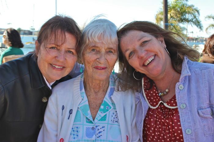 Me, Mom and Shell