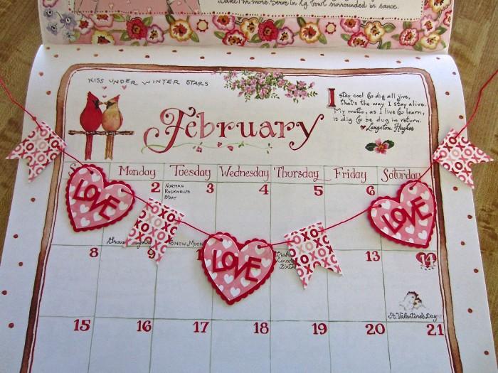 Janie's heart banners