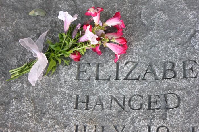 Elizabeth Howe Salem Memorial