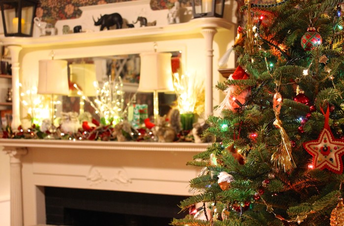 Christmas Eve at Lowely's