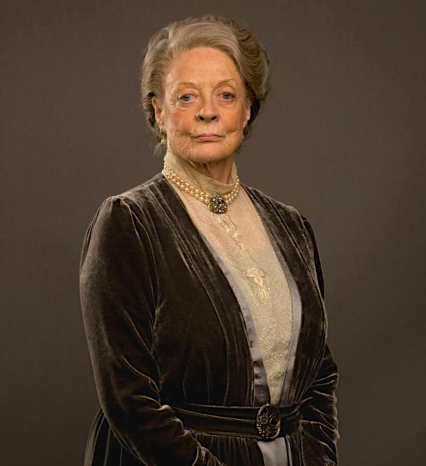 Violet the Dowager Countess