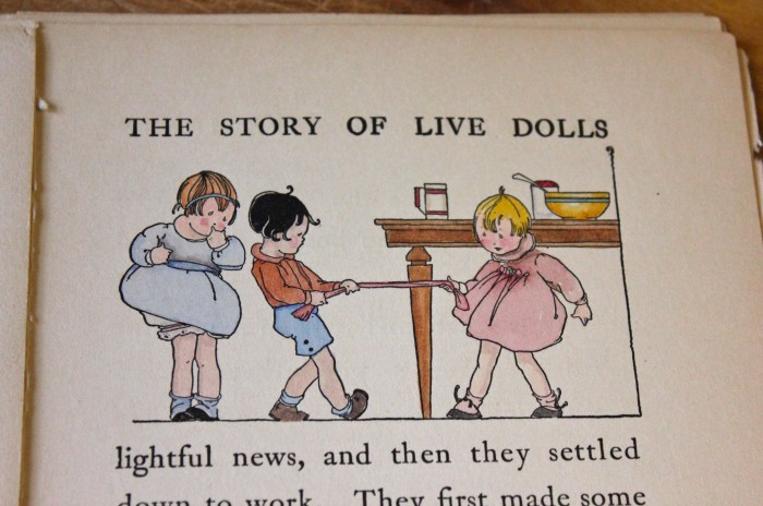 The Live Dolls