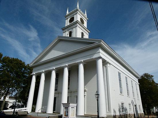 The Whaling Church