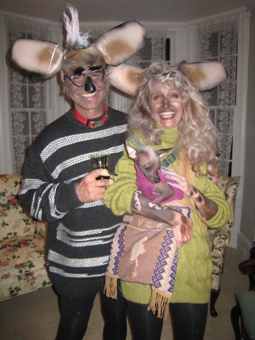 Margot and Tom