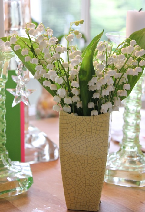 bouquet Lily of the Valley