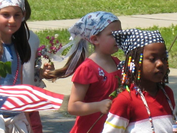Memorial Day Parade Vineyard Haven