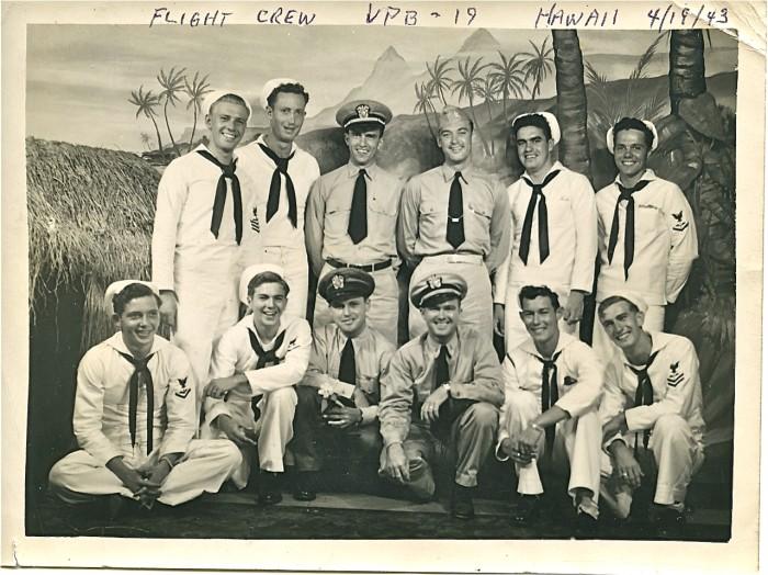 Dad, home from Iwo Jima