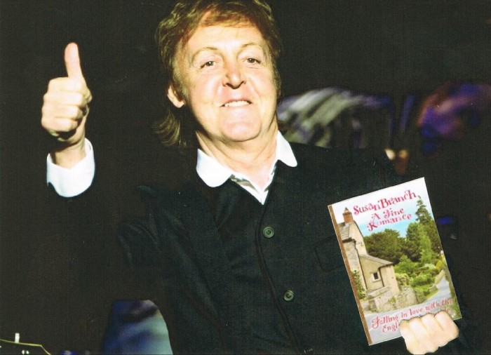 paul McCartney and A Fine Romance