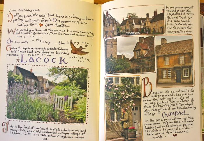 A Fine Romance Lacock England