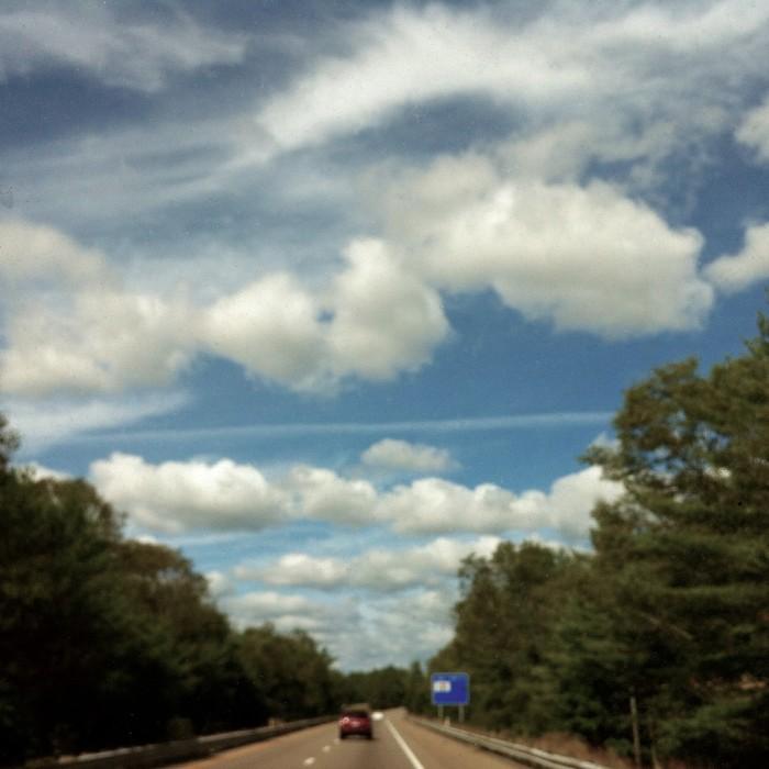 Falmouth sky