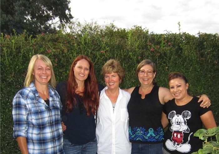 Susan Branch Studios Crew