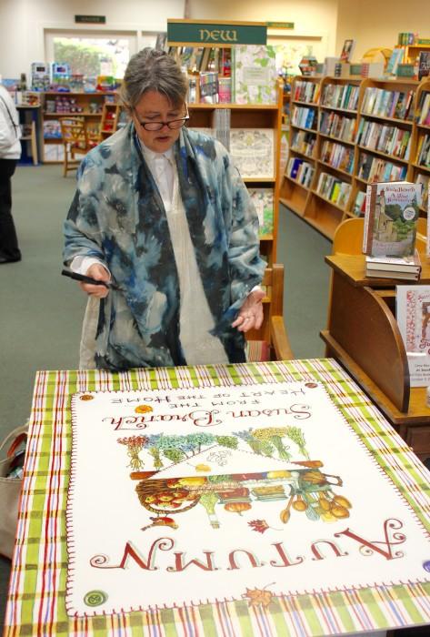 Susan Branch the Autumn Book