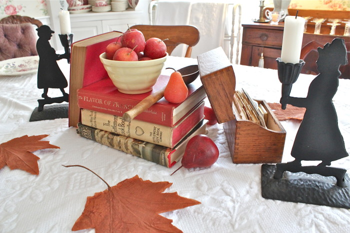 books for table setting