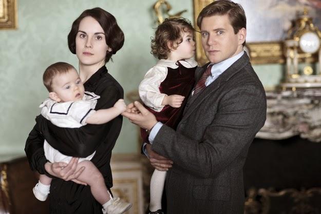 Downton Abbey Mary Crawley Tom Branson