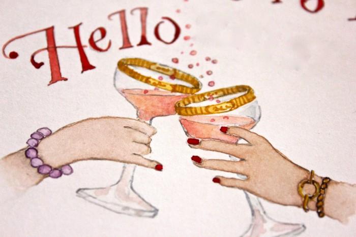 toast girlfriends winter word