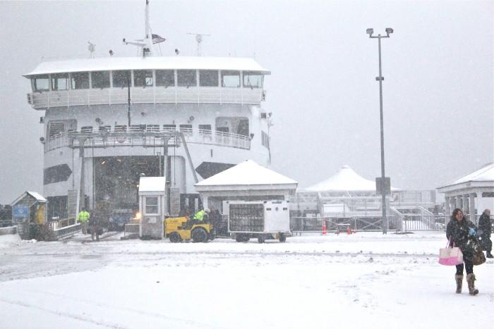 Vineyard Haven Ferry