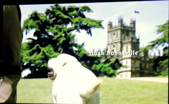 Downton from my TV
