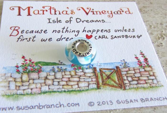 Martha's Vineyard Isle of Dreams . . . Dream Charm