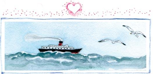 cruis-boat-art