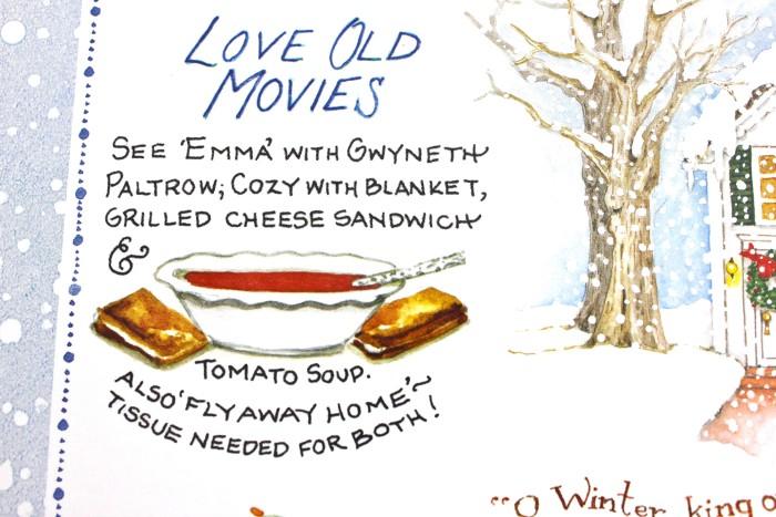word winter fall recipe movie snow