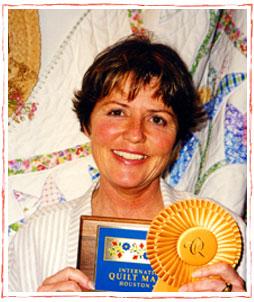 Quilt Market Award Winner