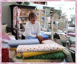 Susan Branch Fabric